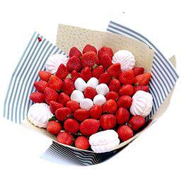 Заказать букет из клубники в Киеве