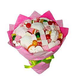 Букет из конфет для деток Киев заказать