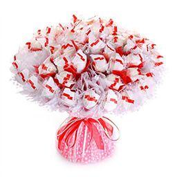 Букет из конфет Киев заказать