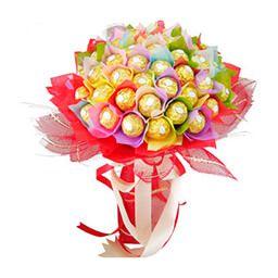 Букет из конфет заказать в Киеве