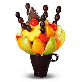 Букет фруктовый заказать Киев любимой