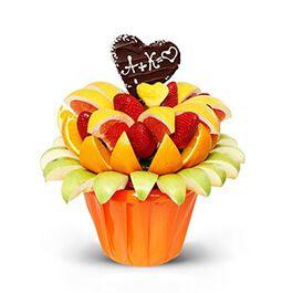 Букет фруктовый заказать Киев маме