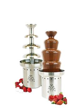 Шоколадный фонтан малый