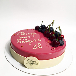 Торт бабуле