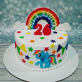 Торт тематический