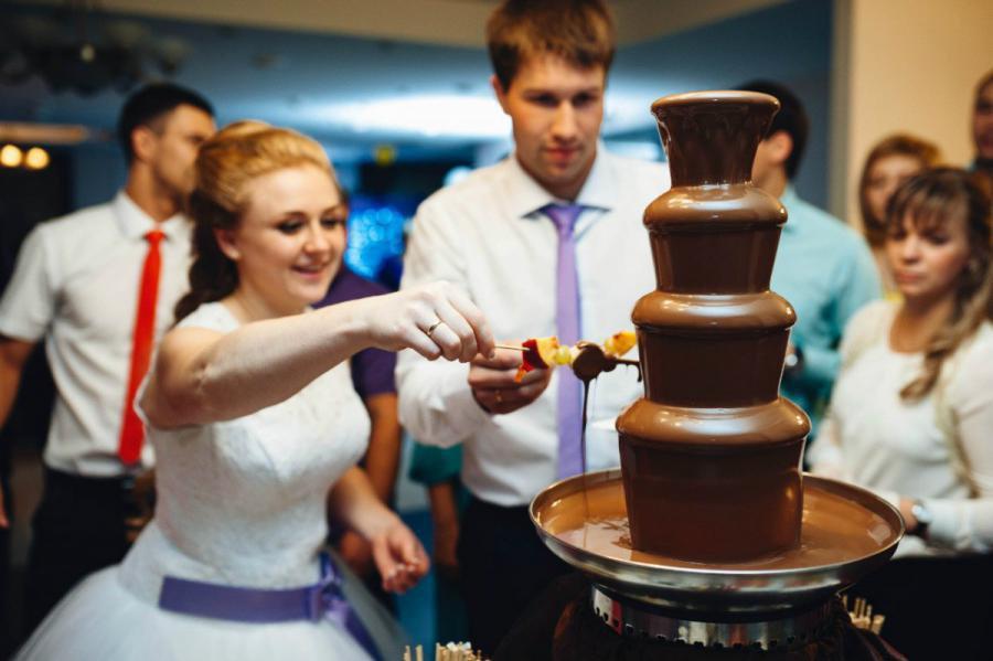 Шоколадный-фонтан-6