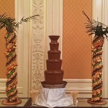 шоколадный-фонтан-киев-1
