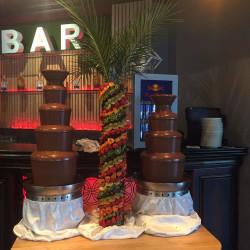 шоколадный-фонтан
